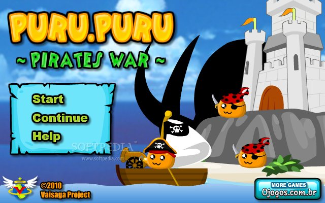 Puru Puru - Pirates War